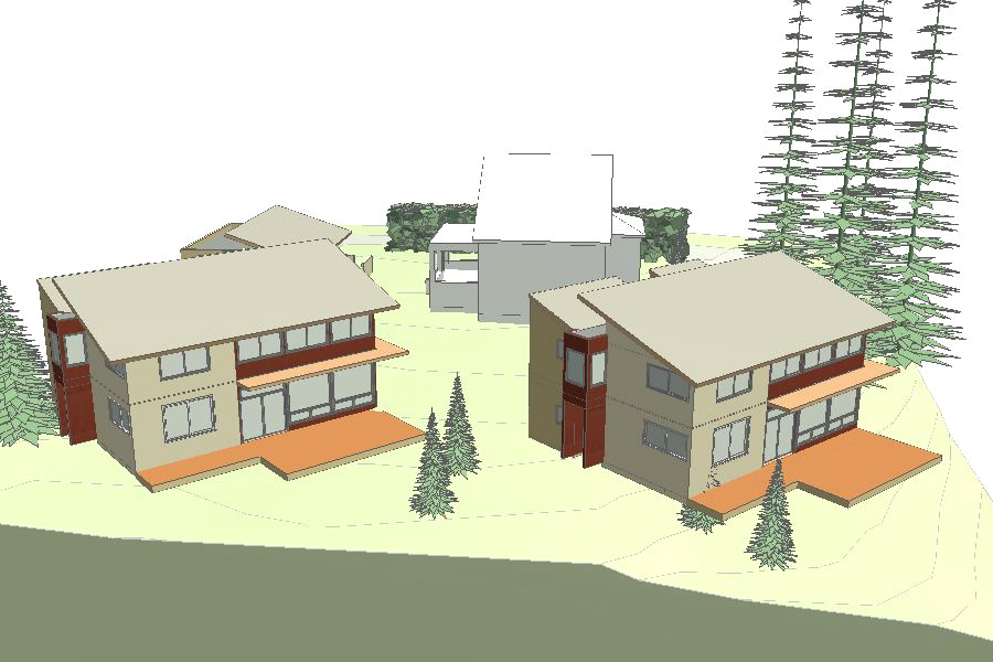 43rd ave new homes seattle wa david vandervort architects for Home builders in seattle wa