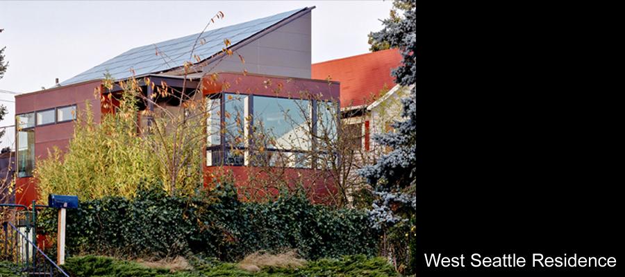 West Seattle Residence Seattle Wa David Vandervort