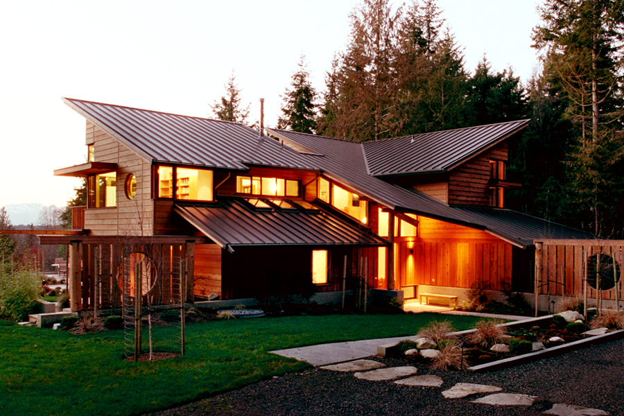 Bainbridge island residence bainbridge island wa for Architects nw
